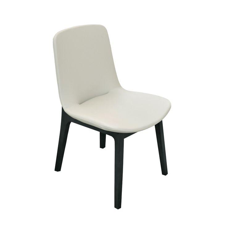 Cityside Furniture - ZARA Dining Chair / Black Stained Legs, $459.00 (http://citysidefurniture.com.au/zara-dining-chair-black-stained-legs/)