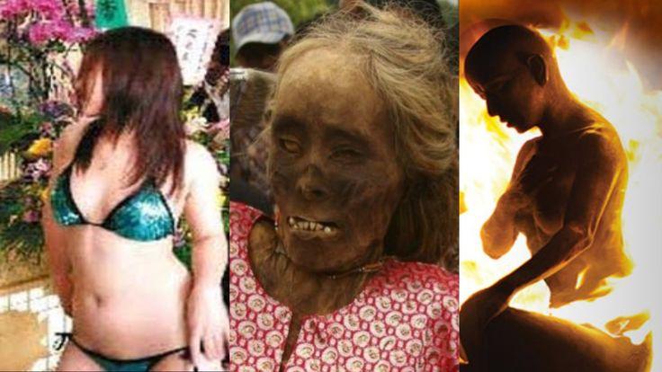 Dünyadaki En İlginç Cenaze Törenleri