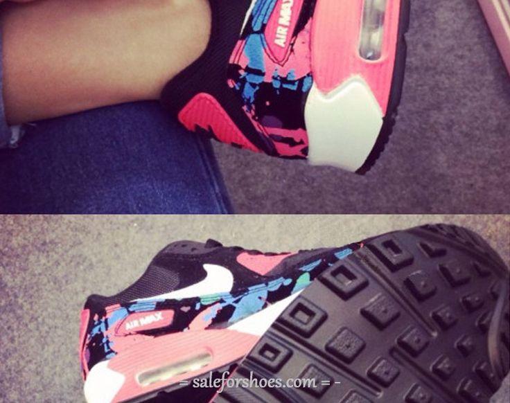 Nike Air Max 90 Black Watermelon Sneaker