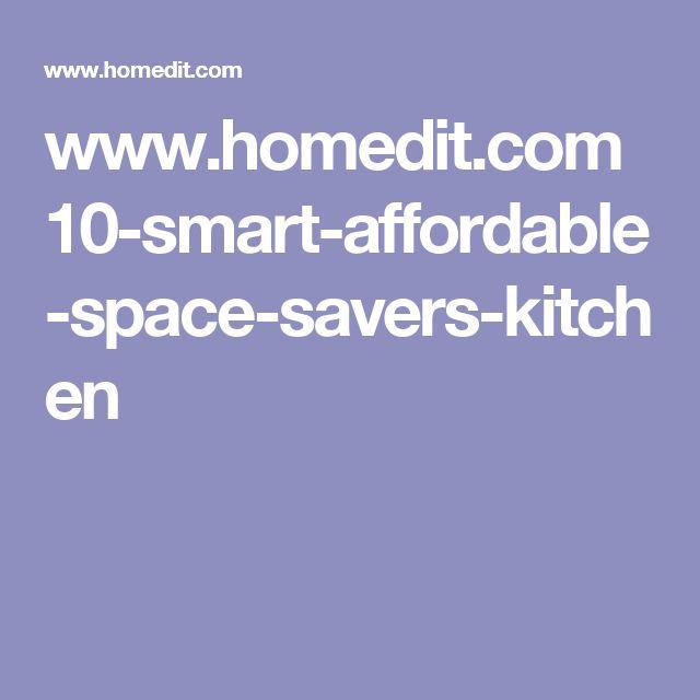 www.homedit.com 10-smart-affordable-space-savers-kitchen