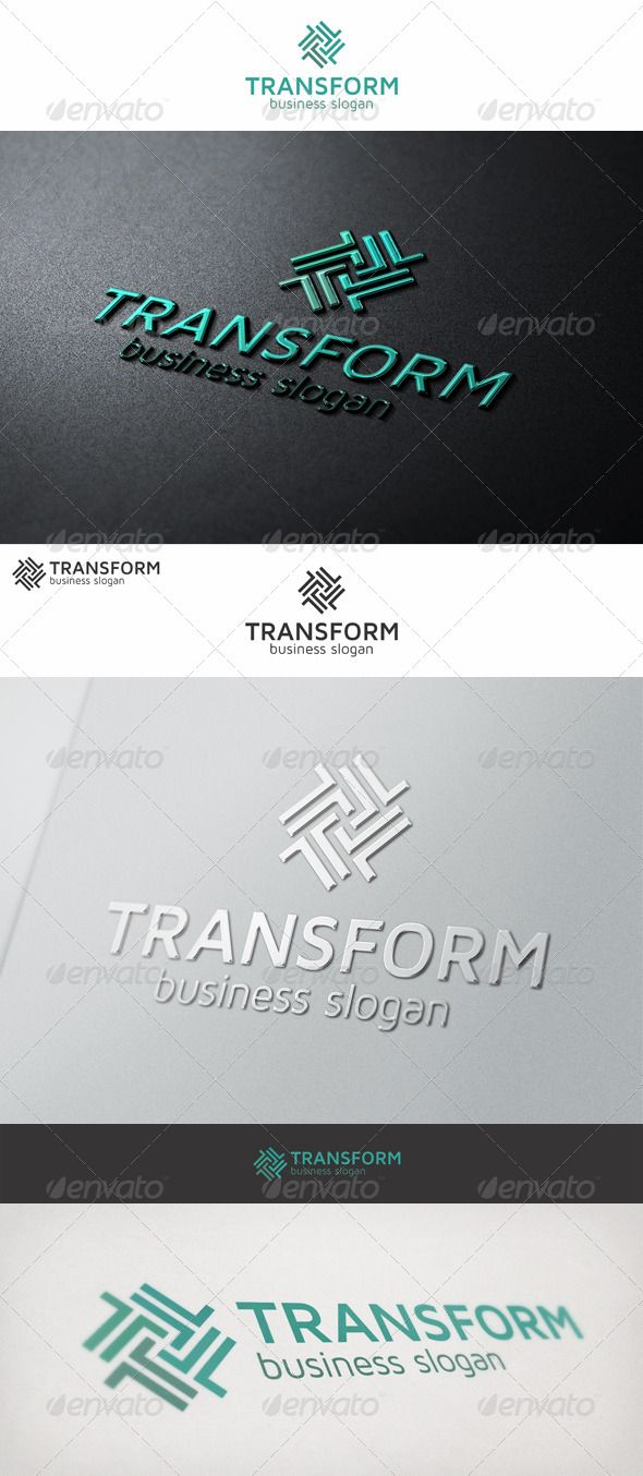 Transform Logo Letter T — Vector EPS #invest business #creative design • Available here → https://graphicriver.net/item/transform-logo-letter-t/7006279?ref=pxcr