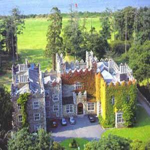 Waterford Castle - Ireland -honeymooned here too. Most eerie setting of the whole trip.