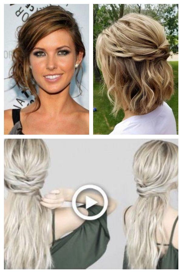 51 Ideas Hairstyles For Medium Length Hair Bridesmaid Long Bobs For 2019 Bobs Frisurenfrmittellangeshaar Medium Length Hair Styles Hair Lengths Hair Styles