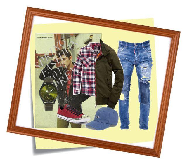 """man1*"" by lenka-fazulkova on Polyvore featuring Post-It, Dsquared2, Retrofit, Superdry, Converse, Peugeot, Vineyard Vines, men's fashion and menswear"