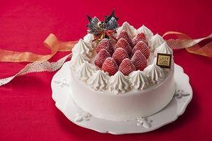 """ローソンのクリスマスケーキは個性派ぞろい--""""糖質オフ""""や「ピュアシリーズ」のケーキも"""