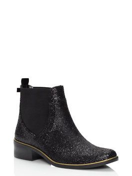sedgewick glitter rain boots by kate spade new york