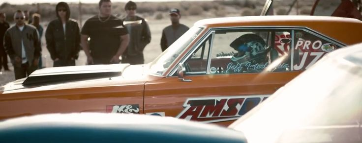 Dodge Coronet (1966) in SUMMER by Calvin Harris (2014) @dodgeofficial