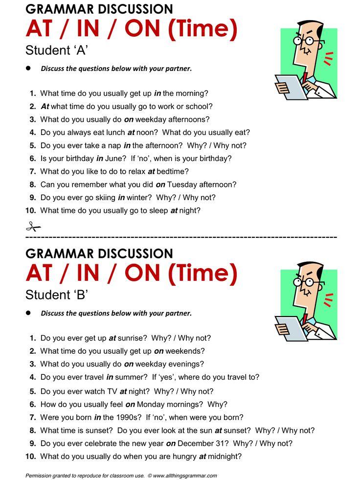 preposition in english grammar pdf