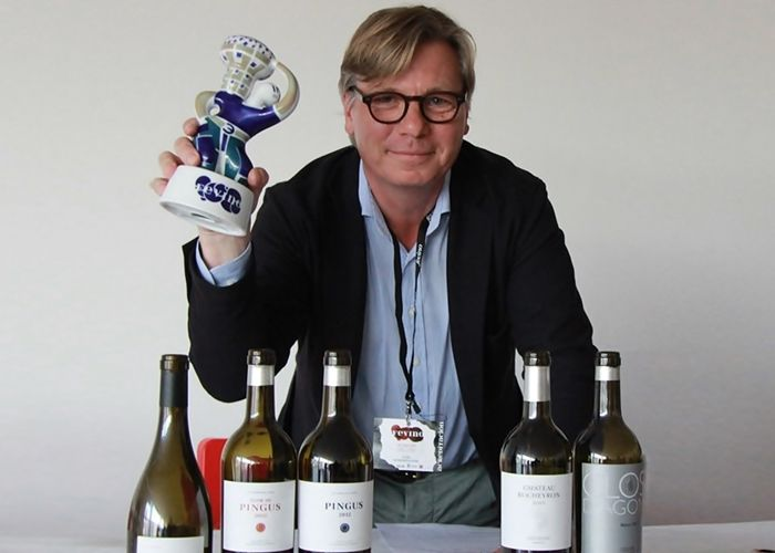 """Peter Sisseck, alma máter de Pingus: """"España necesita vinos buenos pero más grandes, hay que crecer sin perder la esencia"""""""