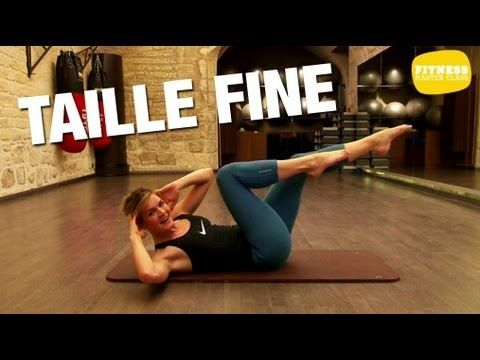 ▶ Fitness Master Class - Fitness Taille Fine - YouTube