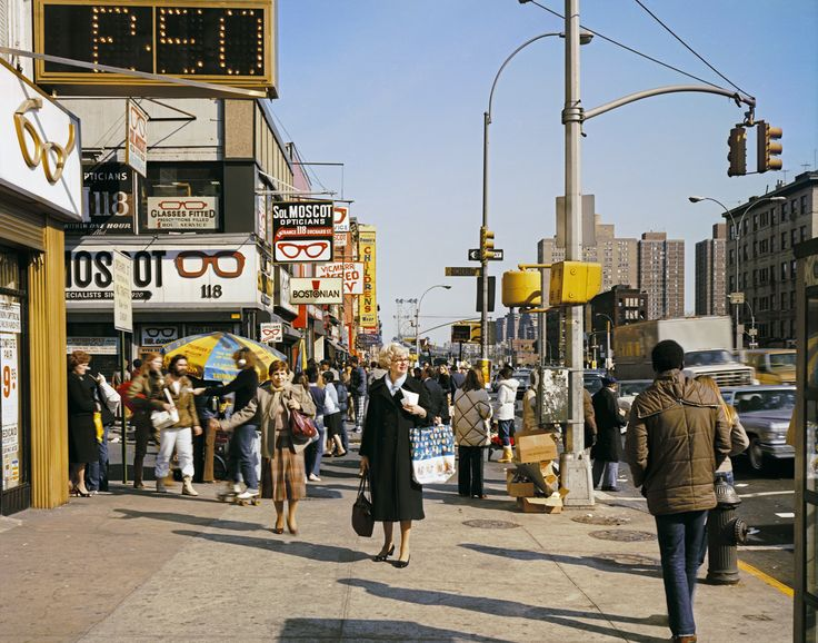 NYC in the 1980s... - Imgur