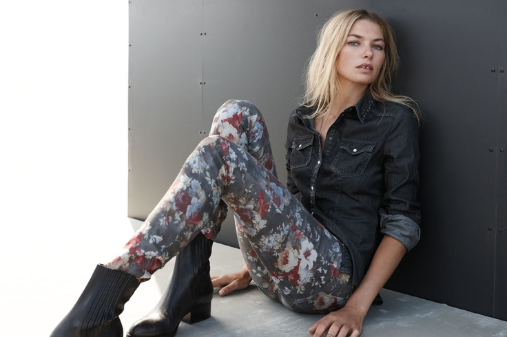 Jessica Hart and ONLY