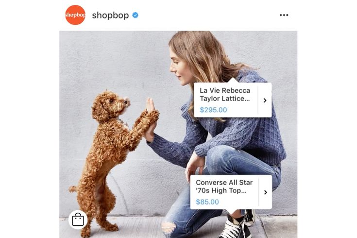Instagram's post-based shopping is no longer US-only -- it's available in 8 more countries.
