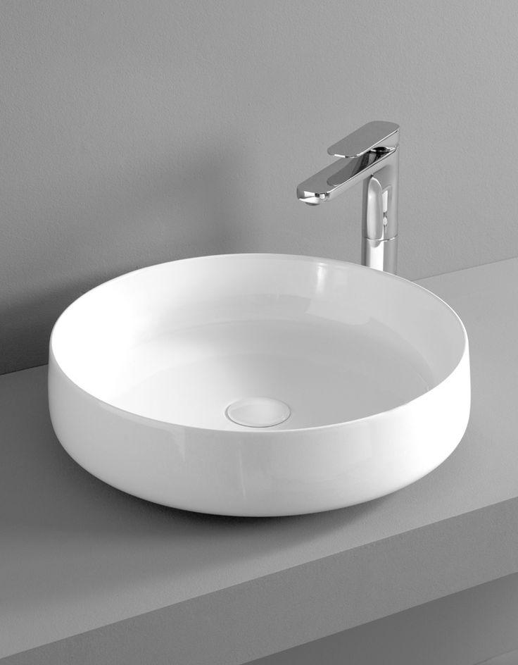 ARTCERAM COGNAC - umywalka do łazienki na parterze