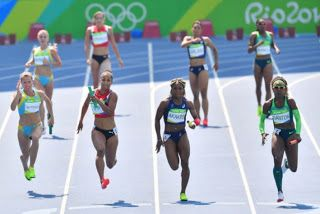 Blog Esportivo do Suíço:  Sem Ana Cláudia, 4x100 feminino é eliminado; Jamaica é soberana