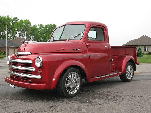 1949 Dodge Maintenance Restoration Of Old Vintage Vehicles