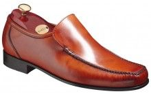 Barker Javron Mens Leather moccasin slip on shoe http://www.robinsonsshoes.com/mens-shoes/barker-javron.html