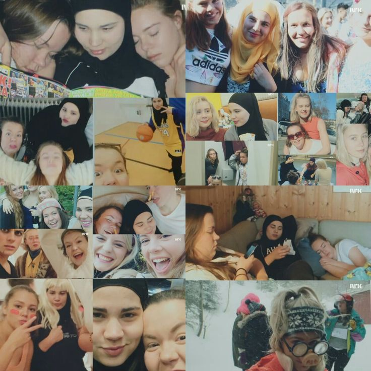 I LOVE THE SKAM GIRL SQUAD I JUST LOVE THEM SO MUCH