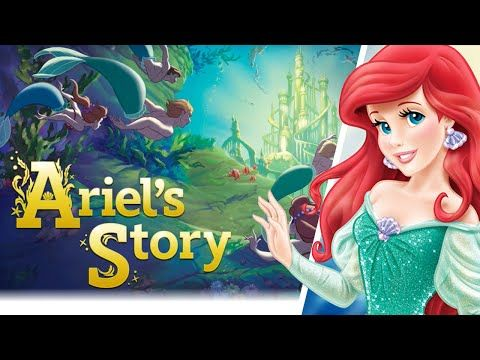 DISNEY PRINCESS - Ariel's Story - SUBSCRIBE - YouTube