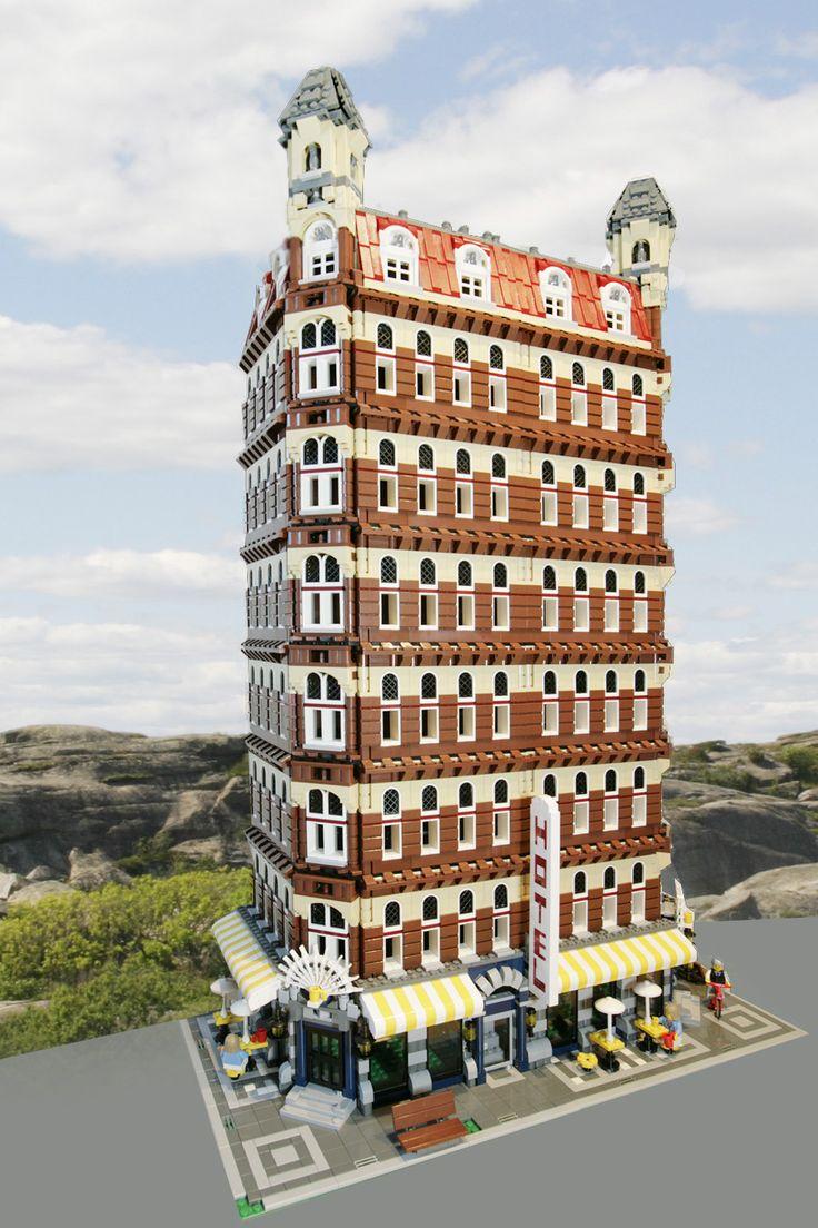 Lego Building Midular