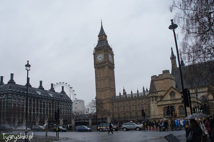 Big Ben by Tygrysiaki. London For more photos visit my blog: http://tygrysiaki.pl/
