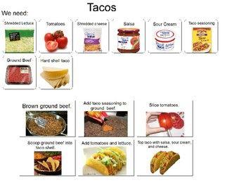 Taco Picture Recipe
