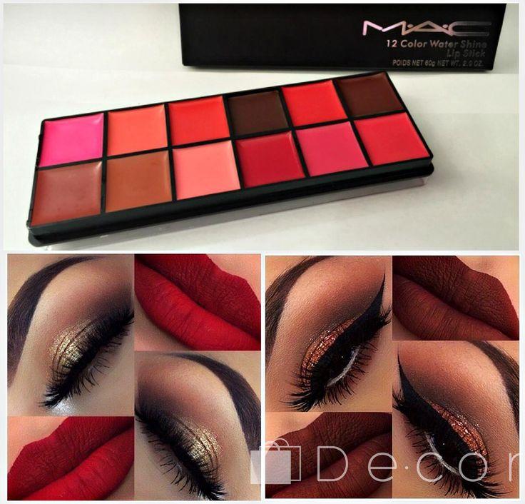 Профессиональная палитра помад для губ MAC 12 Color Water Shine Lipstick. ЗАКАЗЫВАЙТЕ НА САЙТЕ:http://de-cor.com.ua/product/mac-12-color-water-shine-lipstick/   #украинакупить #косметикаизевропы #косметика #косметикалюкс #косметикавналичии #косметикаизамерики #косметикадлялица #decorcomua #косметикакиев #косметикадляглаз #косметикакупить #косметикамак #косметикадляженщин #косметикасша