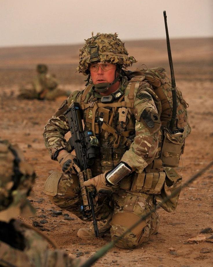 Royal Marines Commando...