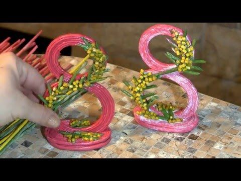 """(901) Gift-type cell phone stand """"Wholeheartedly"""". Part 5.1. - YouTube 