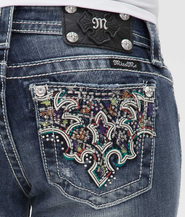 Miss Me Boot Stretch Jean - Women's Jeans | Buckle