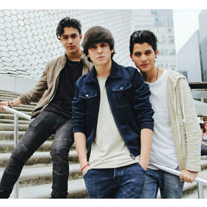 Joel, Christopher, Erick