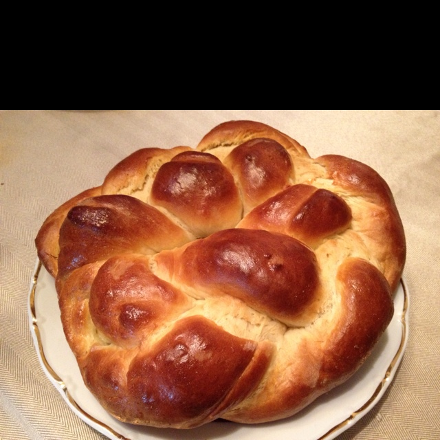 Hungarian Easter bread