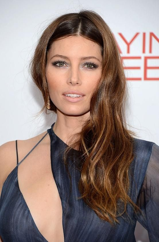Jessica Biel. She looks pretty amazing in The Illusionist, if I do say so myself. and I do.
