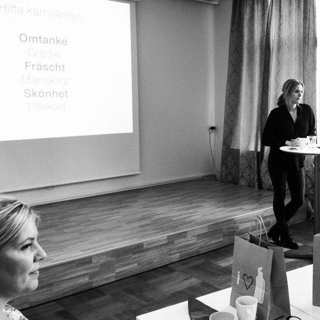 Workshop 4: Annika Sylvén om Varumärkesresan.