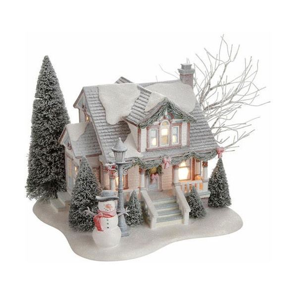 256 best department 56 village wishlist images on pinterest winters frost village from department 56 cottage wood bungalow publicscrutiny Image collections