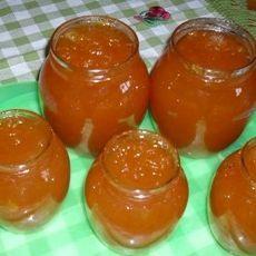 Μαρμελάδα, μήλο - καρότο - πορτοκάλι