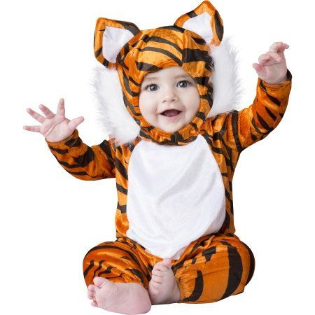 baby baby clothing teeny tiger halloween costume walmartcom - Walmart Halloween Costumes For Baby
