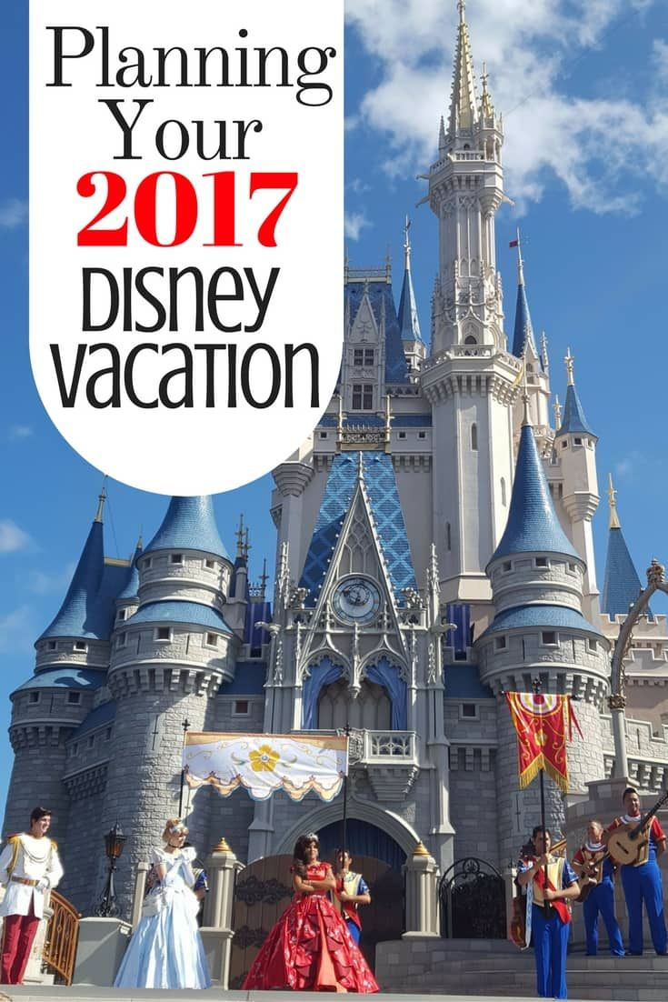 Everything You Need to Know about planning a Trip to Disney in 2017