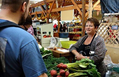 Rainbow Acres   Old Strathcona Farmers' Market