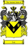 Loy Coat of Arms / Loy Family Crest