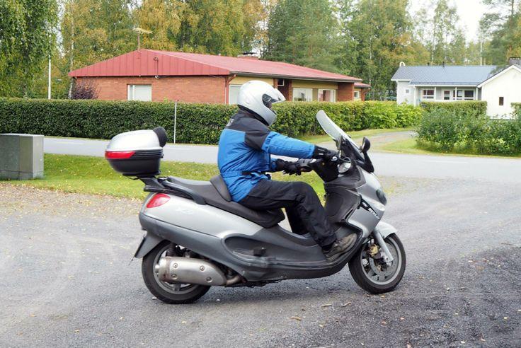Piaggio X9 2004,  500 cm3