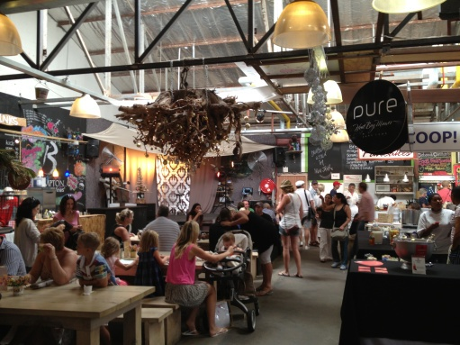 Bay Harbour Market in Hout Bay The Taste Trail: Cape Town, South Africa « Real Food Knowledge