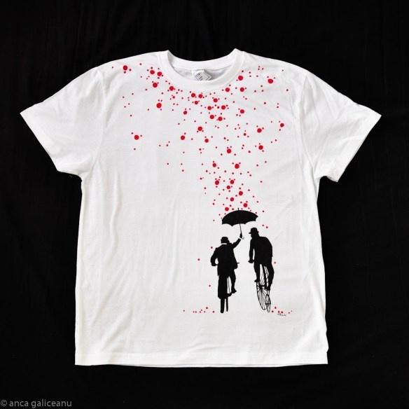 handpainted t-shirt design
