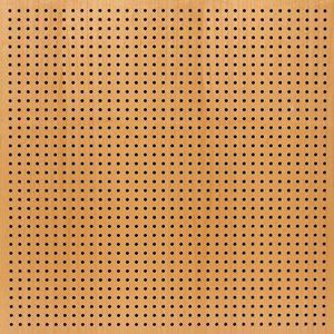EccoTone Perforated 6, Perforated Wood Acoustic Panels, Wood Soundproofing…