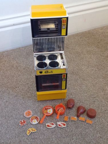 #Vintage late 70s #sindy #cooker/hob - free postage,  View more on the LINK: 	http://www.zeppy.io/product/gb/2/222385764976/