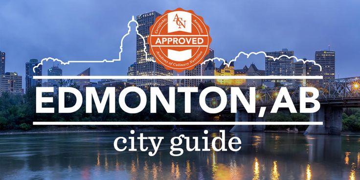 Edmonton, AB - Healthy City Guide