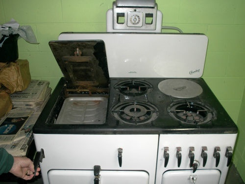 Vintage 1930 S Chambers A 2 Gas Range Ebay Indianapolis