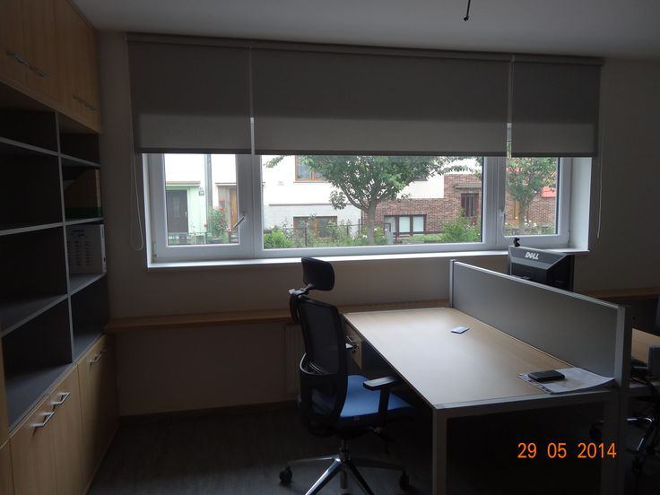ideální stínění pro budoucí počítačové pracoviště