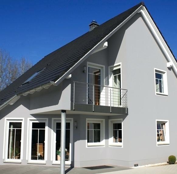 Fassade Streichen Ideen.Image Result For Weisse Fenster Fassade In 2019 Fassade