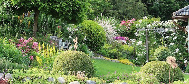 Lehmboden Garten